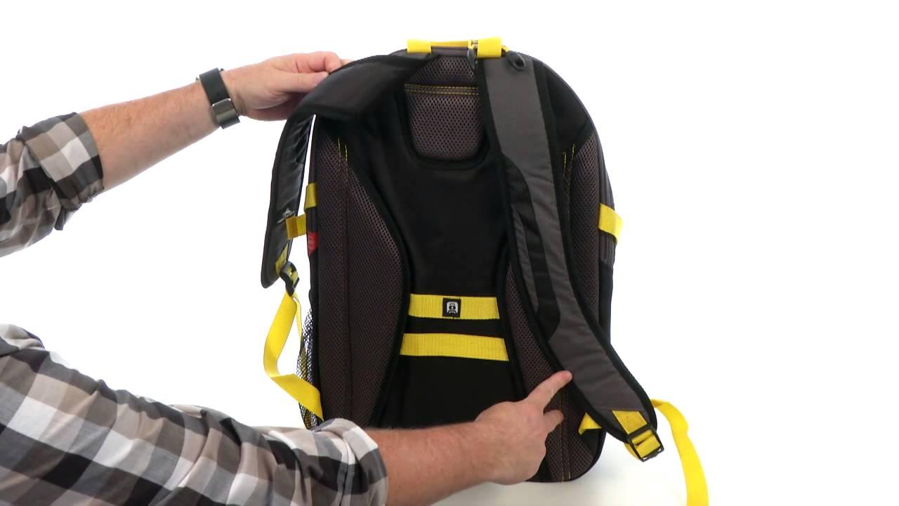 High Sierra Sportour Computer Backpack SKU8414291 YouTube