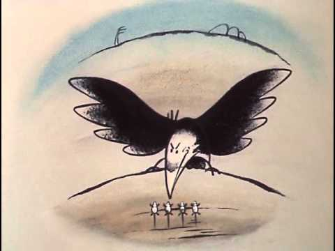 Кто же так ловит мышей мультфильм 1965