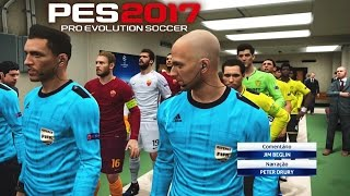 PES 2017 - Master League #40: BURTON ALBION NAS OITAVAS DA CHAMPIONS LEAGUE !!! [PC]