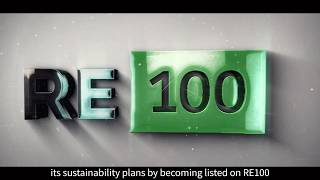 TCI RE100 sustainable development plan EN
