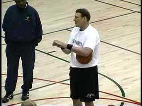 So CooL SoCooL Rick Barry Teaches Free Throws
