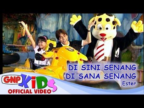 Di Sini Senang Di Sana Senang - Ester (Official Video)