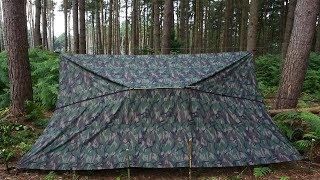 Basic Tarp Set Up /Aqua Quest Defender.