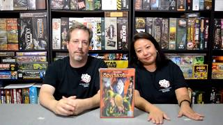 Unboxing of Spectaculum by R&R Games Incorporated