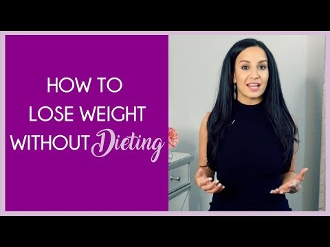How To Lose Weight Without Dieting