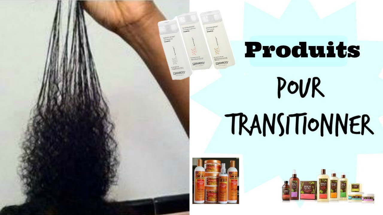 Masque naturel cheveux en transition