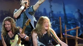 Iron Maiden - Ghost Of The Navigator (Rock in Rio) - [Subtitle - English]
