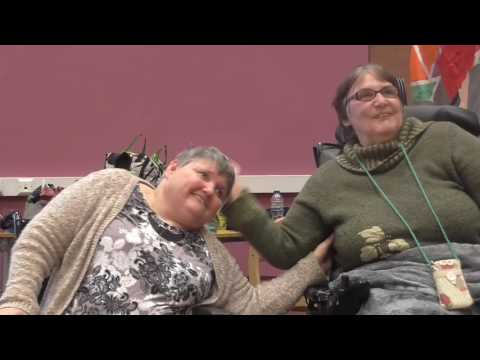 Canal Street Film - Dance group for Adults with profound intellectual and multiple disabilities