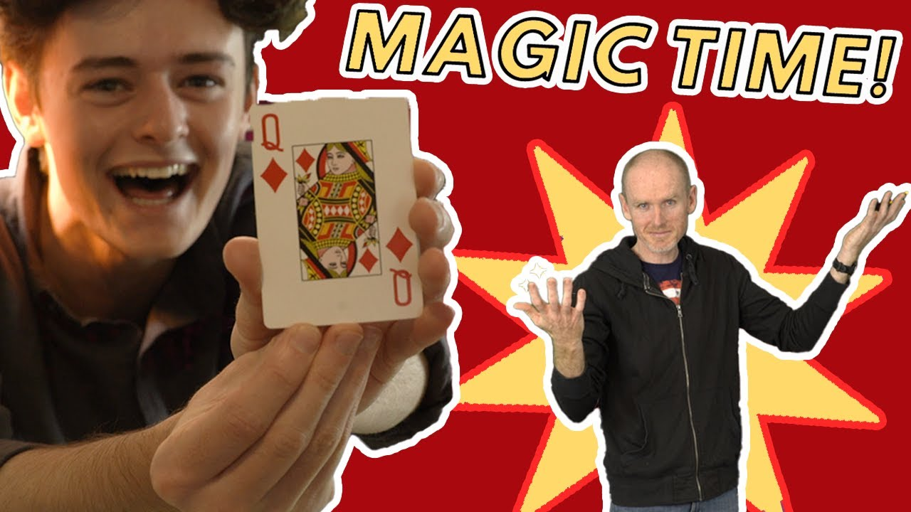 OOSH TV Episode 1 - Let's do some Magic + How to juggle