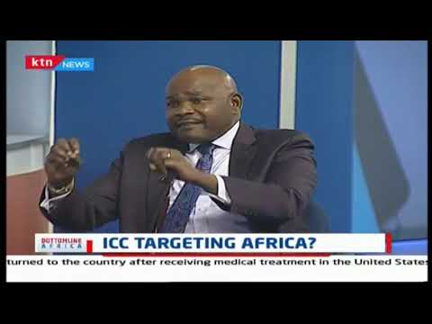 Is the ICC targeting Africa? | BOTTOMLINE AFRICA