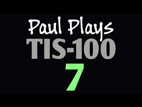 Paul Plays TIS-100 7 (Sequence Counter)  