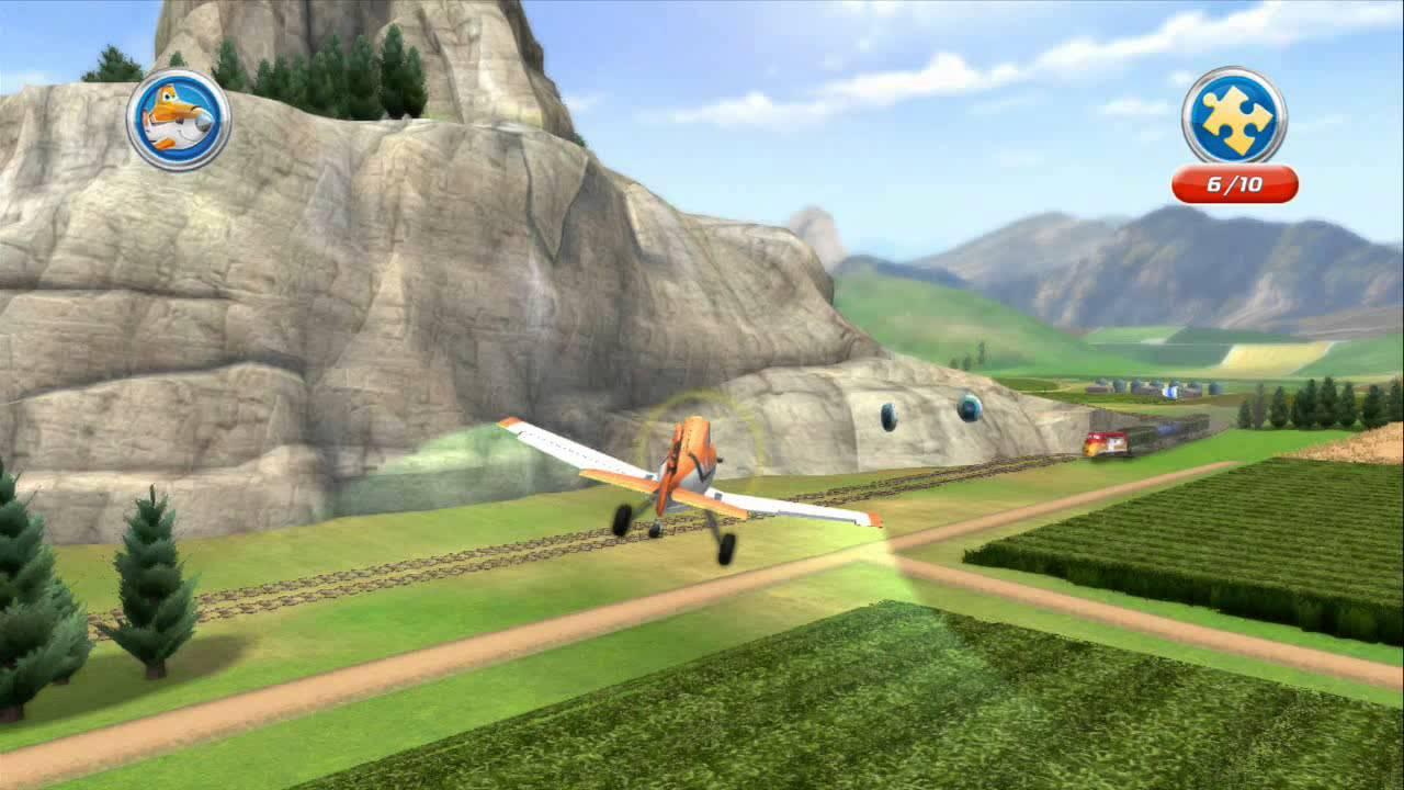 disneys planes free flight mode propwash junction