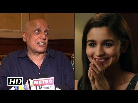 Mahesh Bhatt REACTS on Alia's Kissing Scenes in Kapoor & Sons