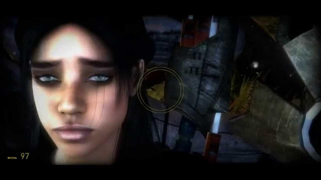 Half Life 2 Cinematic Mod Models