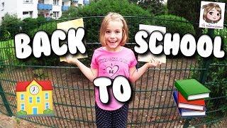 BACK TO SCHOOL HAUL 📚 Schulsachen shoppen ✏️ Hannah kauft für die 3. Klasse Grundschule ein
