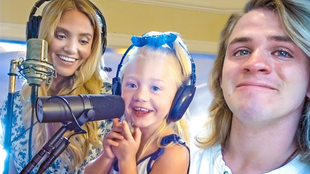 [VIDEO] - Savannah and Everleigh's special fathers day surprise leaves me in tears... 1