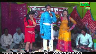 hd video 2015 new bhojpuri hot chaita song    aag lago bajar paro    avinash magahiya