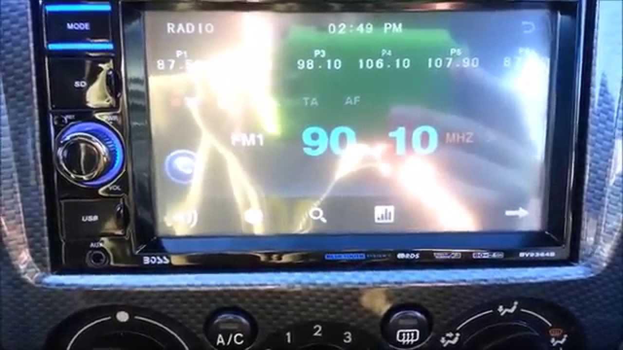 New radio install 2003 WRX  YouTube