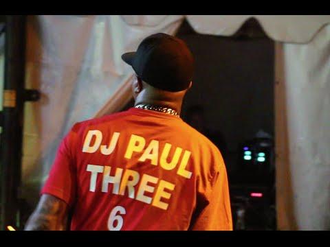 DJ Paul Full Set At The Gathering Of The Juggalos 2015