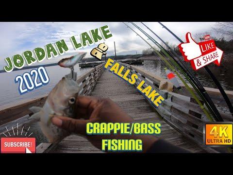 Jordan Lake/Falls Lake Winter Crappie & Bass