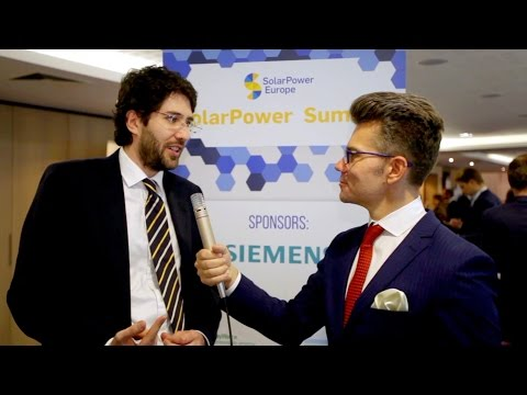 SolarPower Summit 2017: Pietro Radoia, Senior Analyst, Solar Insight at Bloomberg New Energy Finance