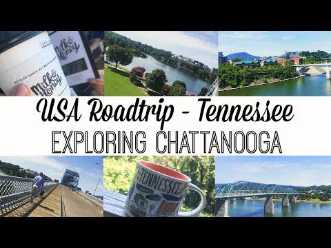 EXPLORING CHATTANOOGA - TENNESSEE | US Roadtrip | Breakfast in Milk & Honey