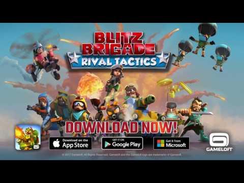 Blitz Brigade: Rival Tactics Launch Trailer