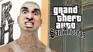 GTA San Andreas #4 - Cara, CADÊ MEU CARRO?