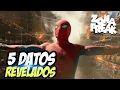 SPIDERMAN HOMECOMING: 5 Datos Revelados en el Nuevo Trailer | Zona Freak Video Klibi
