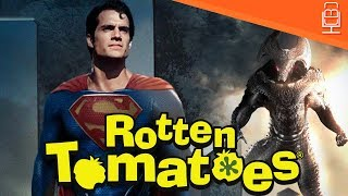 Justice League Rotten Tomatoes Reveal is Genius WB Marketing