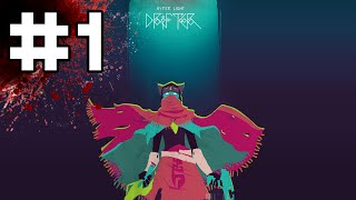 Hyper Light Drifter - Part 1 - Lost (Let's Play Hyper Light Drifter Gameplay)
