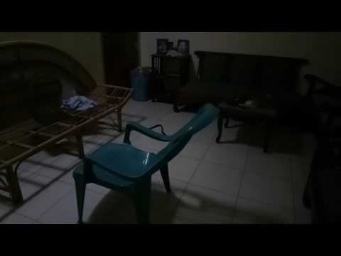 Video hantu, kursi goyang. 😬😬😬😬