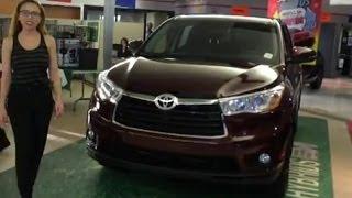 2014 Toyota Highlander LE at Kingsway Toyota :)