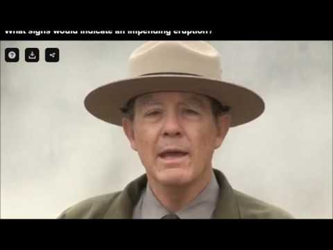 Yellowstone Earthquake Swarm, Henry Heasler's 2 Week Warning