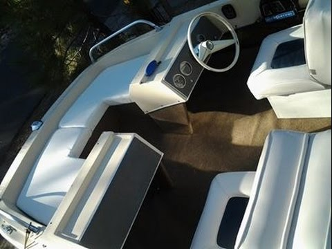 Repeat 1971 Glasspar trihull 19 7 ft with 1978 evinrude 200 hp by