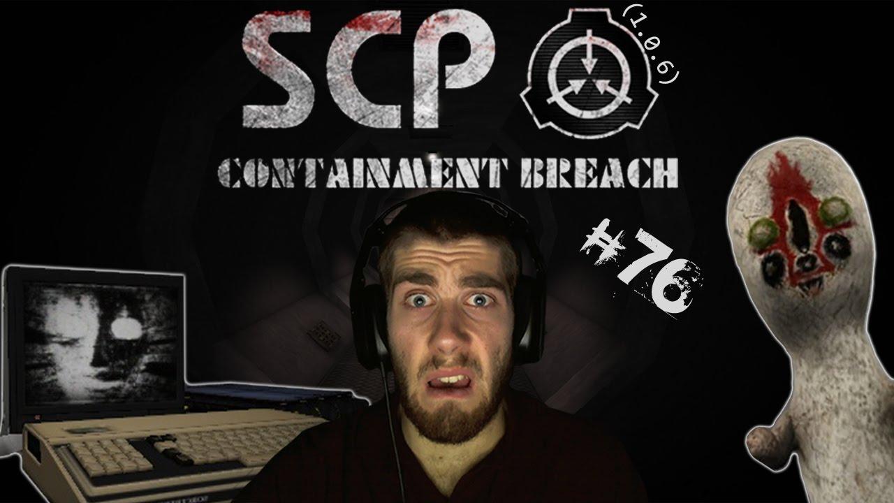 scp containment breach 1.0.6
