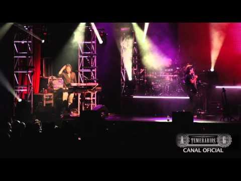 Los Temerarios Tour 2013 .mov