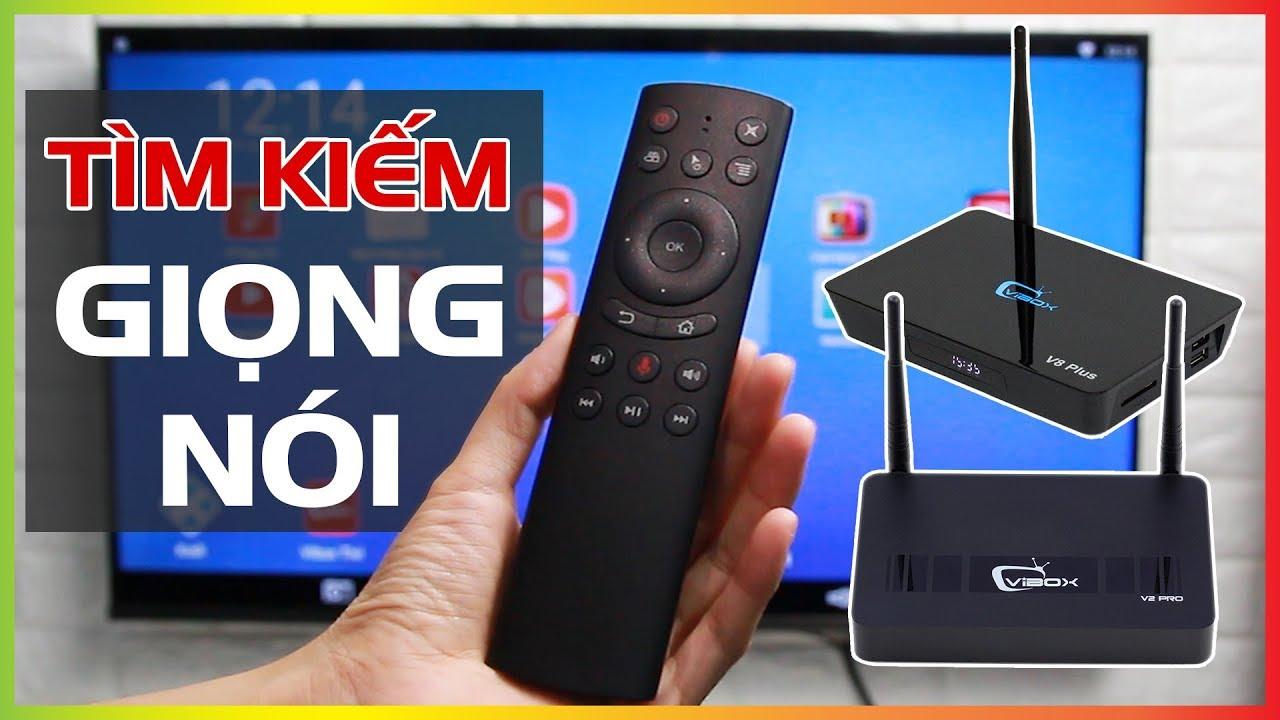 Hướng Dẫn Cài Đặt Chức Năng Tìm Kiếm Giọng Nói Cho Android TV Box [Hieuhien.vn]