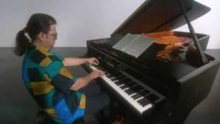 Bach - WTC I (Andrei Gavrilov) - Prelude & Fugue No. 1 in C Major BWV 846