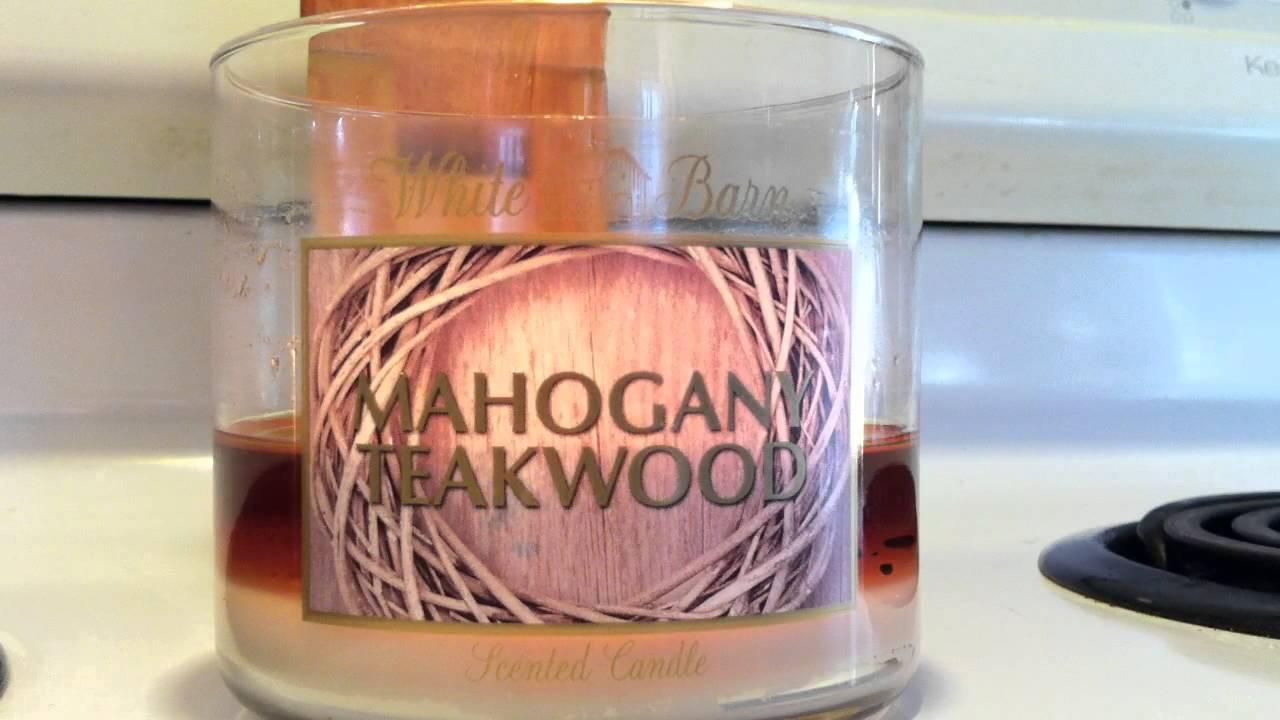 Mahogany Teakwood White Barn Review Youtube