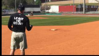 FM Development - Tags at Second Base