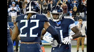 WEEK 13: TENNESSEE TITANS BEAT INDIANAPOLIS COLTS 31-17!