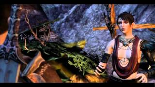 Dragon Age: Origins - Мориган секс сцена