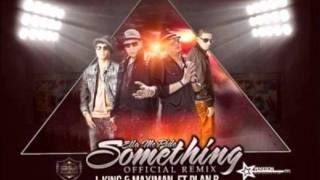 Ella Me Pide Something (Official Remix) J-King & Maximan Ft. Plan B