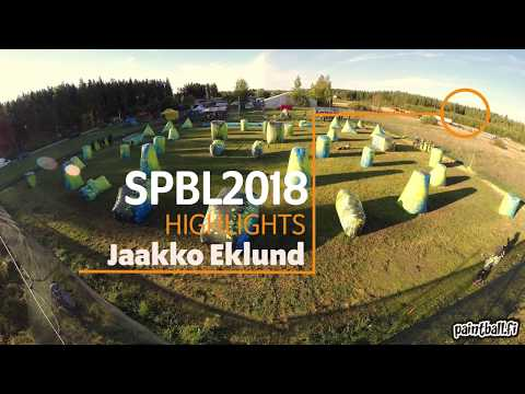 SPBL2018 Highlights - Jaakko Eklund