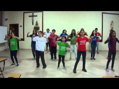 Chuva de graça - Ministério de dança Grito Jovem