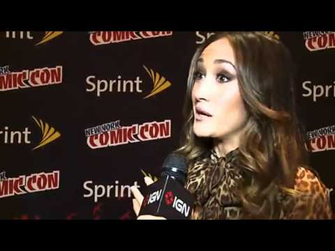 NYCC IGN Interview: Maggie Q
