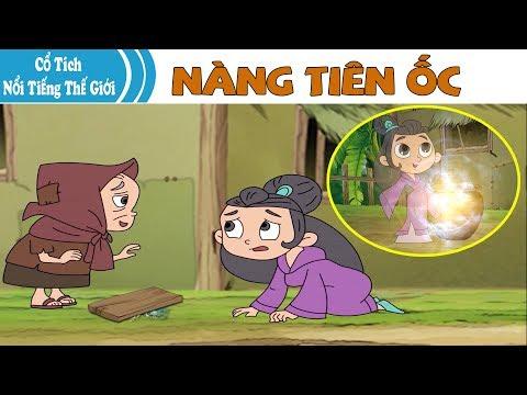 NÀNG TIÊN ỐC | Chuyen Co Tich | Truyện Cổ Tích Việt Nam | Phim Hoạt Hình Hay Nhất 2019