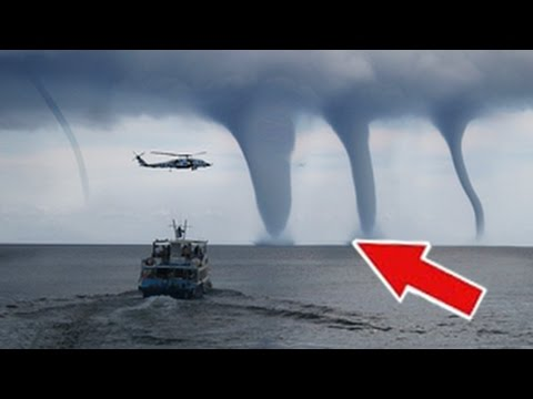 5 Strange Natural Phenomena on Earth Caught on Video