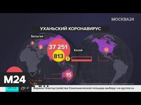 Китайскому коронавирусу дали временное название - Москва 24